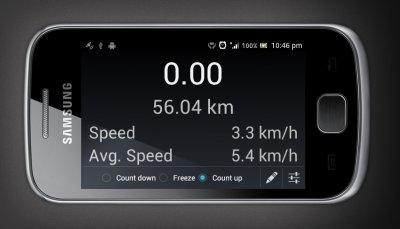 GPS Tripmeter Androidile